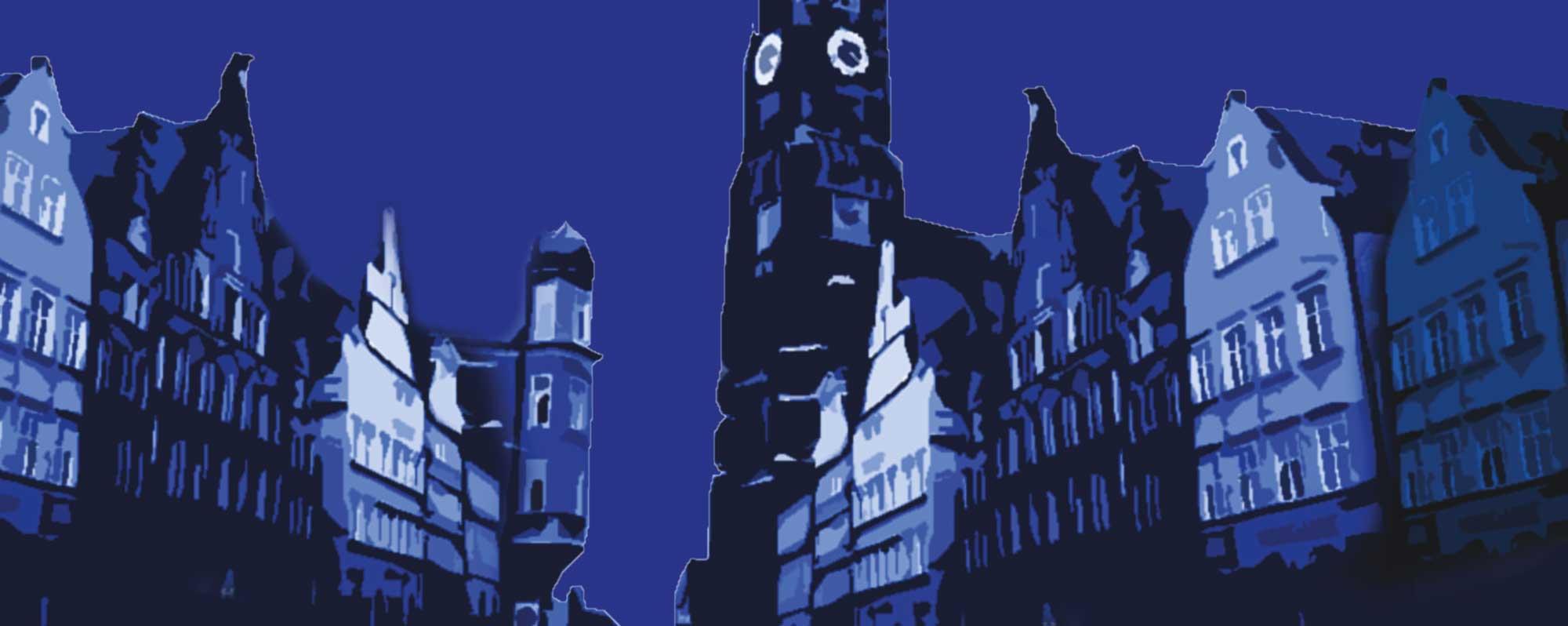 Die Nacht der Blauen Wunder