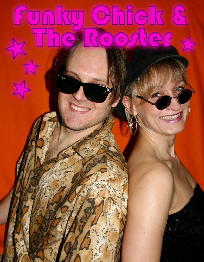 Die Nacht der blauen Wunder   Funky Chick & The Rooster