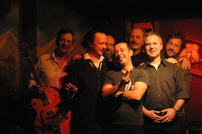Mr. ZigZag & Band