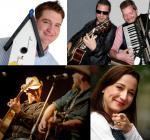 Constanze Lindner, Da Rocka & da Waitler, Marco Vogl & die Folsom Prison Band