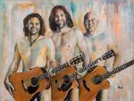 3 Männer - nur mit Gitarre