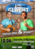 Stefan Otto und Wiggerl