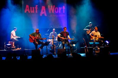 STS-Coverband live in Concert | Auf A Wort