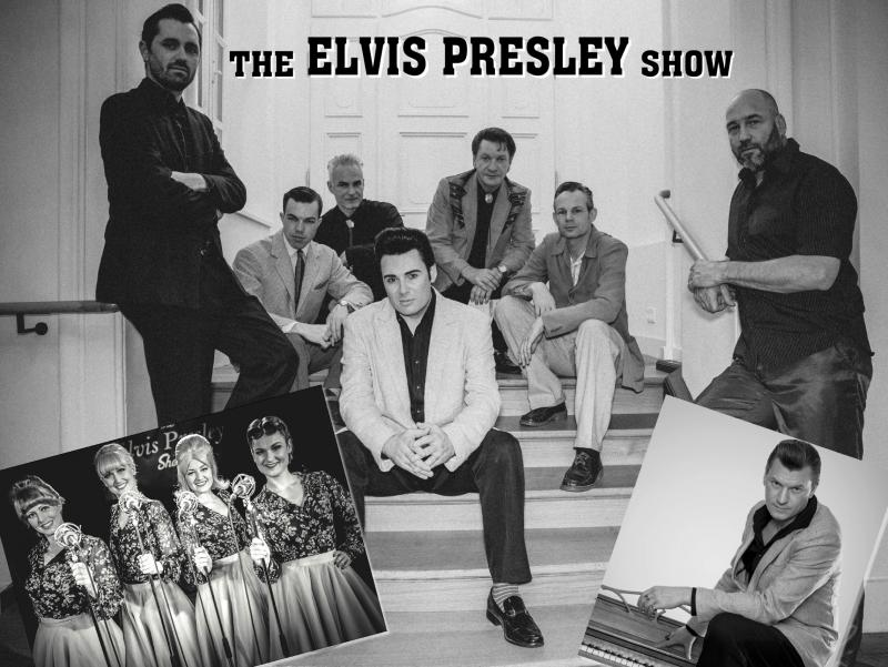 The Elvis Presley Show - Eine Hommage an den King of Rock n Roll