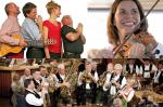 Jetzt geht's auf ... im Wirtshaus! | Wirtshausmusik live mit der Couplet-AG, den Tanngrindler Musikanten und Traudi Siferlinger