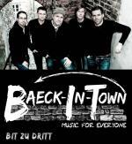 Die Nacht der blauen Wunder | Baeck in Town